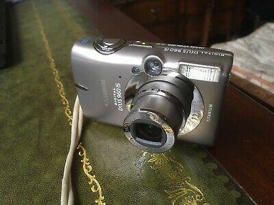 Canon IXUS 960 IS / PowerShot Digital ELPH SD950 IS 12.1MP
