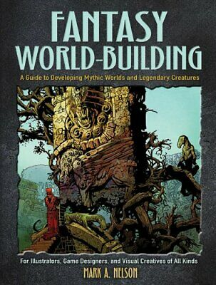 Creative World Building and Creature Design: A Guide for