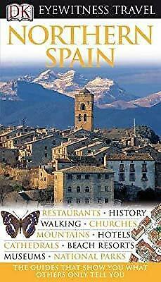 DK Eyewitness Travel Guide: Northern Spain,, Used; Good Book