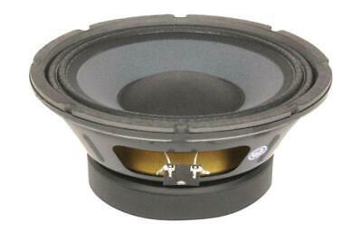 EMINENCE BLACK HIGH QUALITY 350 W DELTA 10 SPEAKER (8 OHM)