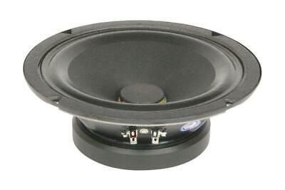 Eminence Black High Quality 125 W Alpha 8 Speaker (8 Ohm)