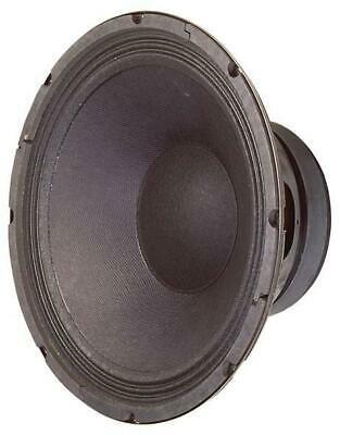 Eminence Black High Quality 400 W Delta 12 Speaker (8 Ohm)