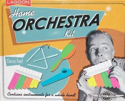 Home Orchestra Kit Fun Musical Instrument Kazoo Maraca