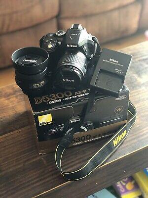 Nikon DMP Digital SLR Camera With 2 Lenses
