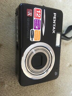 Pentax Optio A40 Digital camera