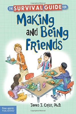 Survival Guide Making Being Friends BOOK NEW