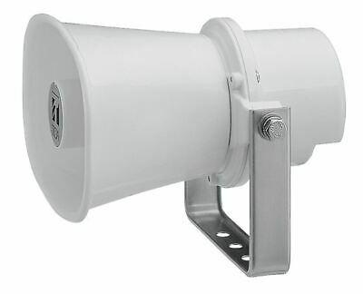 TOA SC610M 10 W 100 V Line Horn Speaker with Bracket Toa