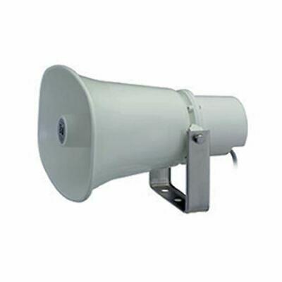 TOA SC615M 15 W 100 V Line Horn Speaker With Bracket Toa