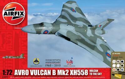 AIRFIX - A - Avro Vulcan B Mk2 XH558: Vulcan To The Sky