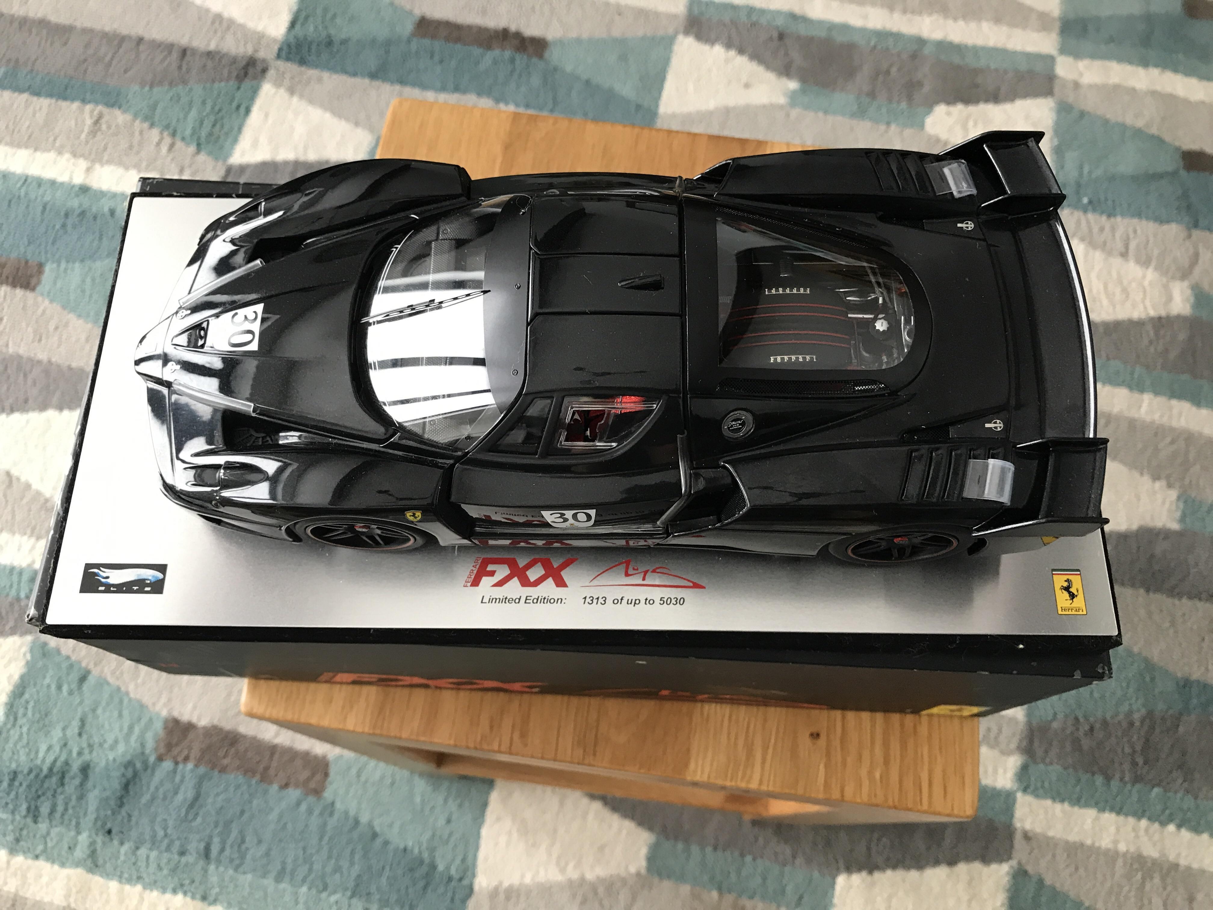 Elite Ferrari FXX limited edition