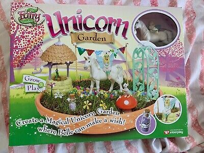 My Fairy Garden Unicorn Garden Kids Play Toy Enchanting