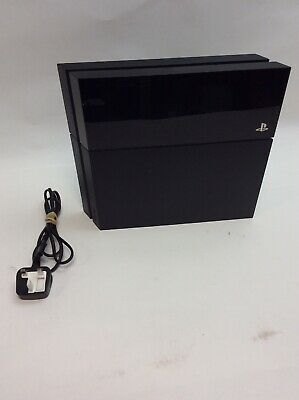 Sony PlayStation GB Console - Jet Black **FAULTY SEE