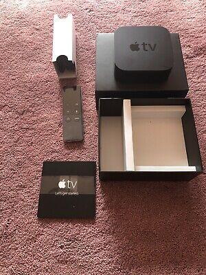 Apple TV (4th Generation) 64GB HD Media Streamer - A