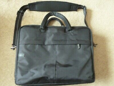 DELL DP458 Durable Padded Nylon Laptop Notebook Carrying