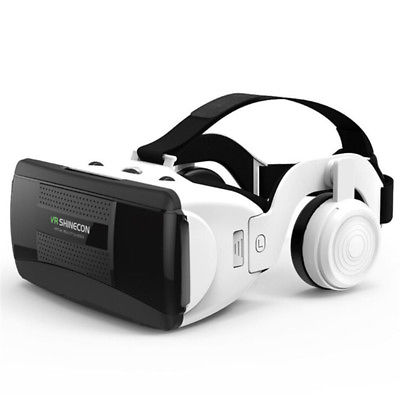 Digital Virtual Reality 3D VR Glasses with Headset for