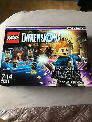 Lego Dimensions Fantastic Beasts Story Pack  New and