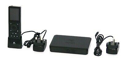 Logitech Squeezebox Duet Wi-Fi Network Audio Streamer Player