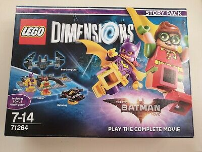 The Lego Batman Movie Story Pack Lego Dimensions