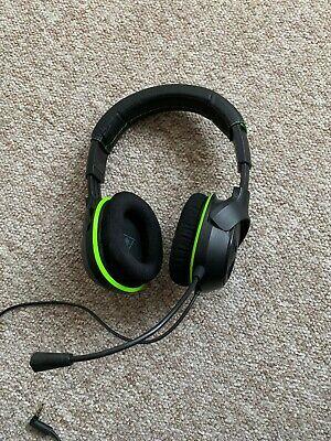 Turtle Beach Ear Force XO Four Black/Green Headband Headsets