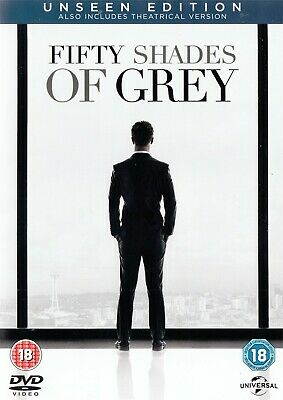50 Fifty Shades Of Grey Unseen DOUBLE Disc Edition - NEW