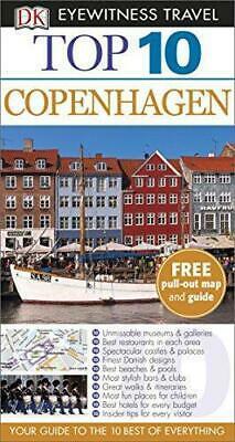 DK Eyewitness Top 10 Travel Guide: Copenhagen, Cunningham,