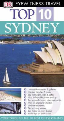 DK Eyewitness Top 10 Travel Guide: Sydney, Steve Womersley,