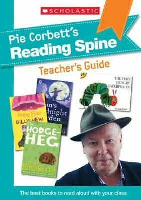 Pie Corbett Reading Spine Teacher's Guide by Pie Corbett