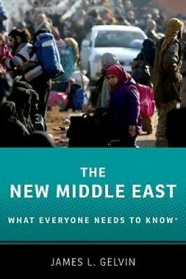 The New Middle East What Everyone Needs to Know (R)