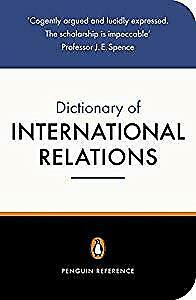 The Penguin Dictionary of International Relations (Penguin