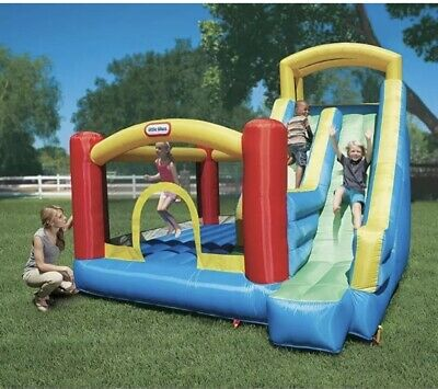 Boxed LITTLE TIKES Giant Slide Bouncer RRP £430