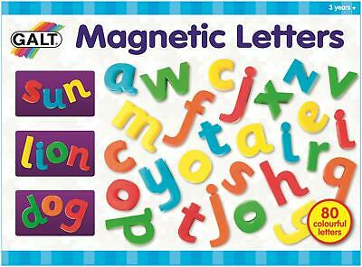 Galt MAGNETIC LETTERS Kids Activity Toy BNIP
