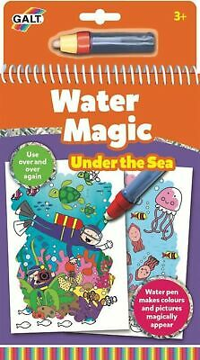 Galt Toys Water Magic Under The Sea, Colouring Book for