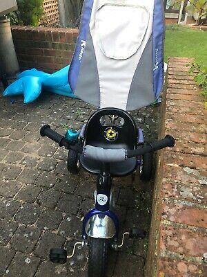 Kiddo 3 Wheeler Smart Design Kids Children Tricycle Ride-on