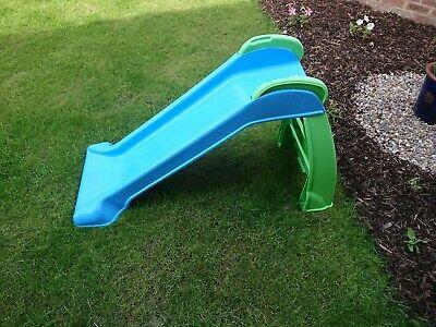 Little Tikes Blue Slide Climber Toddler for Kids Play