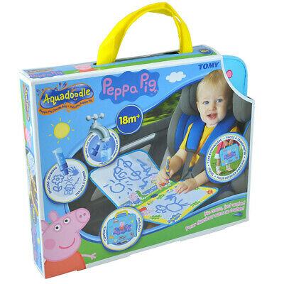 New Aquadoodle Peppa Pig Doodle Travel Water Doodle Mat