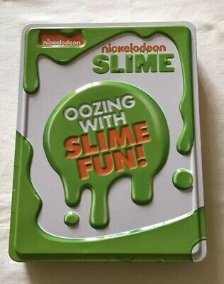 Oozing With Slime Fun By Nickelodeon Slime