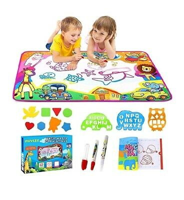 Phyles Water Doodle Mat and accessories