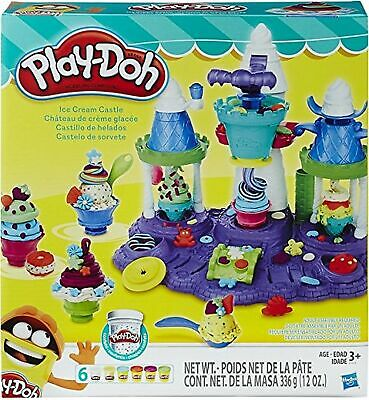 Play-Doh Ice Cream Castle Toy 1 Multi-coloured