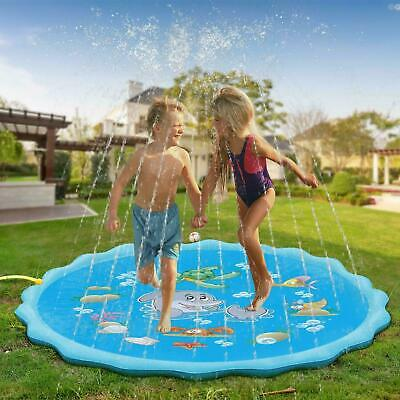 Sprinkle and Splash Play Mat, Extra Large 172CM Water