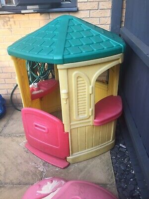 Toy Play House Childrens Outdoor Playhouse Little Tikes