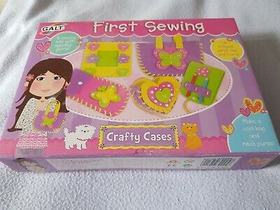 Galt Toys Creative Cases First Sewing kit - Brand new, Box