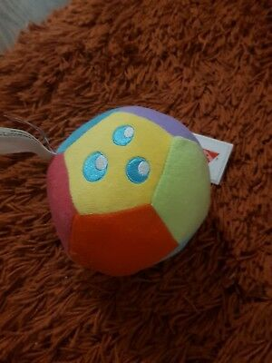 Lelly 30 cm Activity Play Zerotre Color Stuffed ball