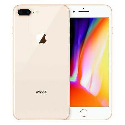 iPhone 8 Plus 256GB Gold (Unlocked) Pristine Conditions RRP