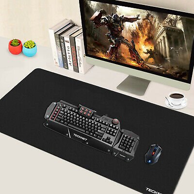 90CM*45CM Extra Large XL Gaming Mouse Pad Mat for PC Laptop