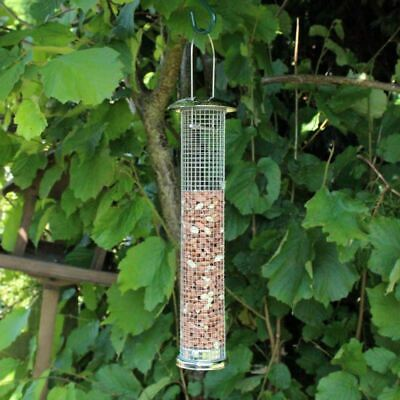 Kingfisher Large Deluxe Mesh Steel Outdoor Garden Wild Bird