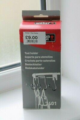 *NEW* Weber  BBQ Premium Tool Holder fits 47cm Weber® &