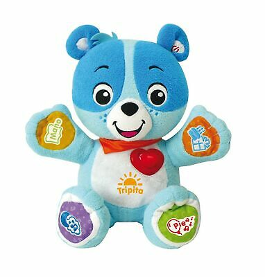 Vtech – My Teddy Bear Nino, Interactive toy with
