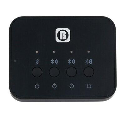 Bw-107 Bluetooth 4.0 Stereo Audio Transmitter Splitter