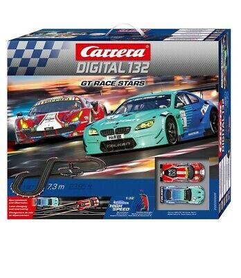 Carrera Digital  GT Race Stars Car Racing Track Toy