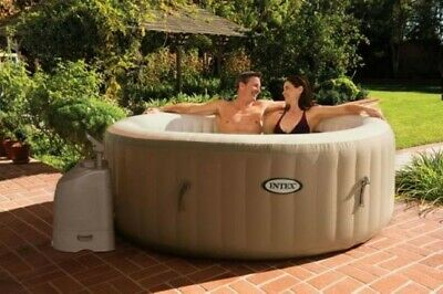 Intex 4 Person hot tub new other